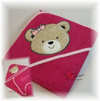 teddy pink mit Muster